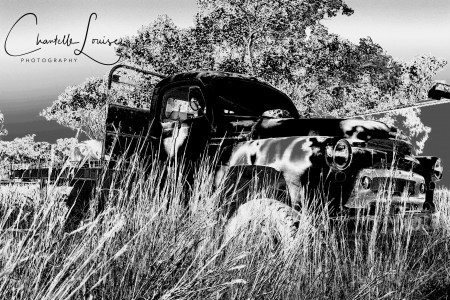 Old Truck B&W Edit WEB